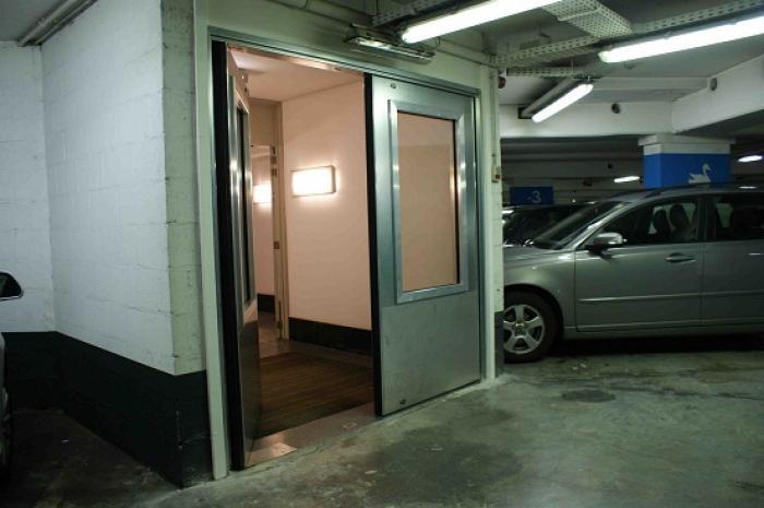 Parking Gent Zuid